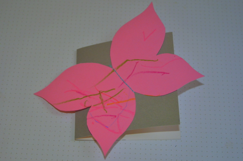 Tarjetas mariposa