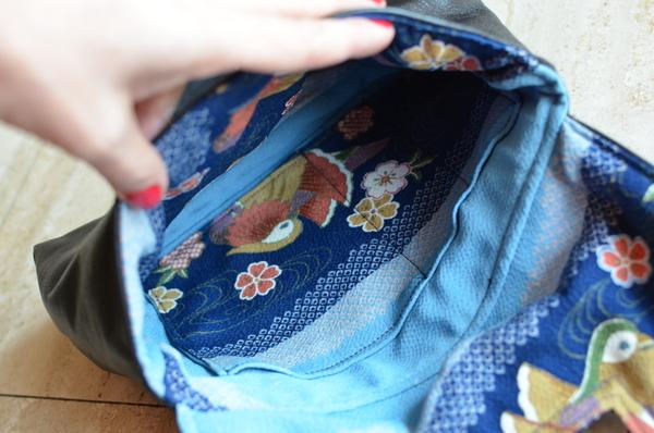 Strap Clutch de Michelle Patterns