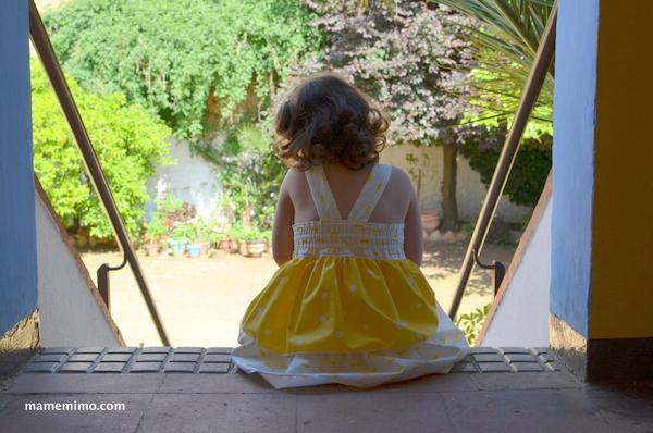Eden Dress (Petite Kids Boutique)