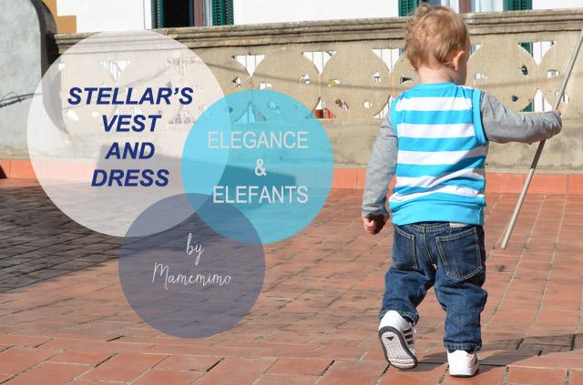 Stellar's Vest and dress