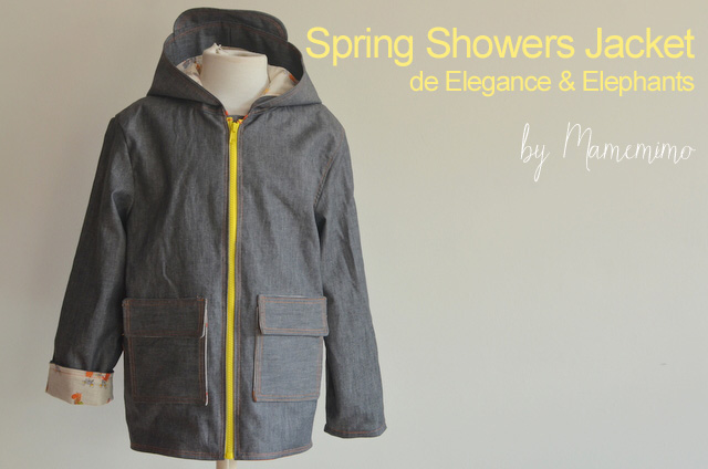 Spring Showers Jacket
