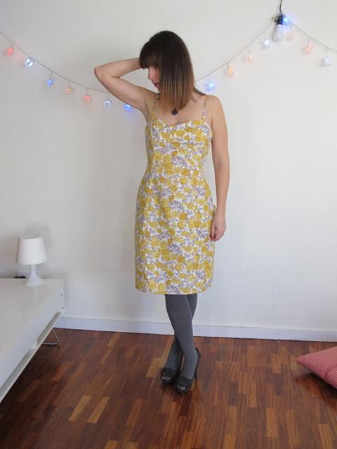 El vestido de nochevieja: Georgia dress