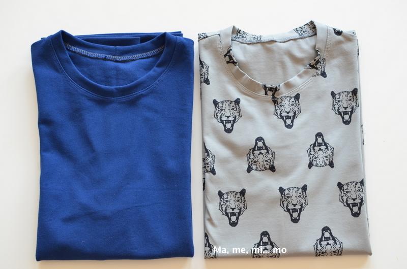 Camisetas nuevas para el Sr. D
