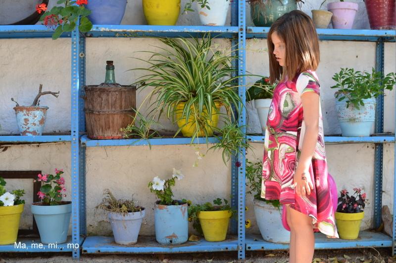 Inspírate en verano con Mamemimo día 7: Groove dress
