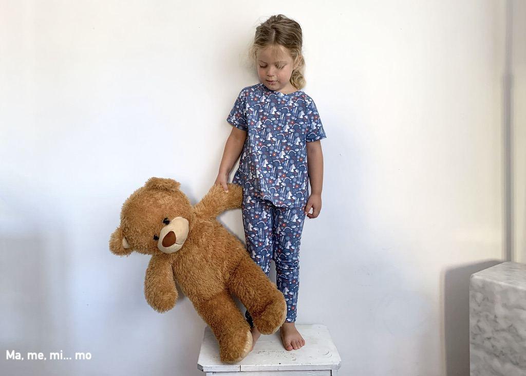 Pijama de unicornios con Modes4u
